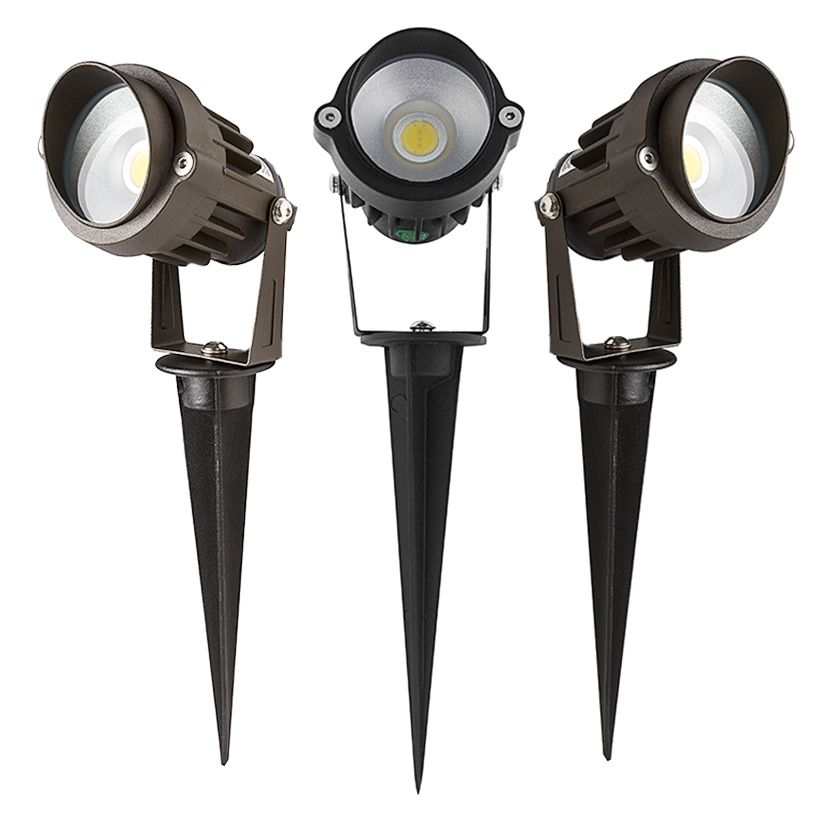 5 watt landscape led spotlight w mounting spike 25 watt 5 watt landscape led spotlight w mounting spike 25 watt equivalent 250 lumens led landscape spot lights aloadofball Image collections