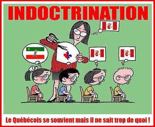 Oh Canada L Endoctrinement L Anglais Est Facile A Apprendre Le Francais A Oublier Quand On A Contre Soi Le Pouvoir L Argent La Force La Radio L