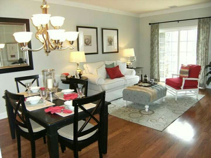 Lights casa temixco pinterest comedores hogar y for Decoraciones para apartamentos muy pequenos