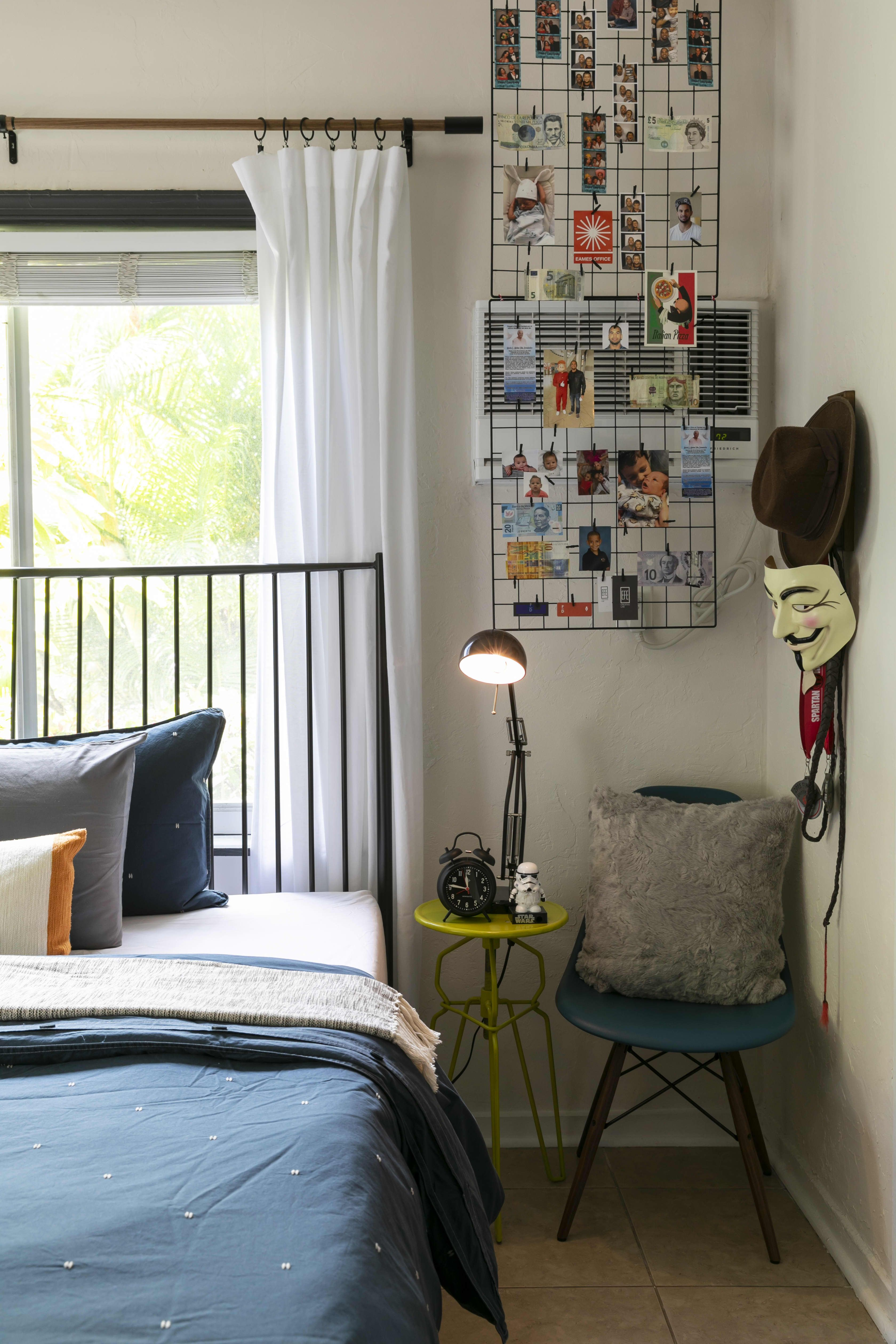 An Organized 305 Square Foot Studio Apartment Features Superb Space Maximizing Ideas Small Space Design Tiny Studio Apartments Studio Apartment
