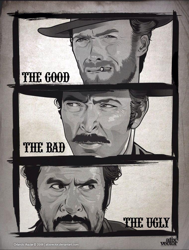 Le Bon La Brute Et Le Truand Musique Film Affiche De Film Films Western