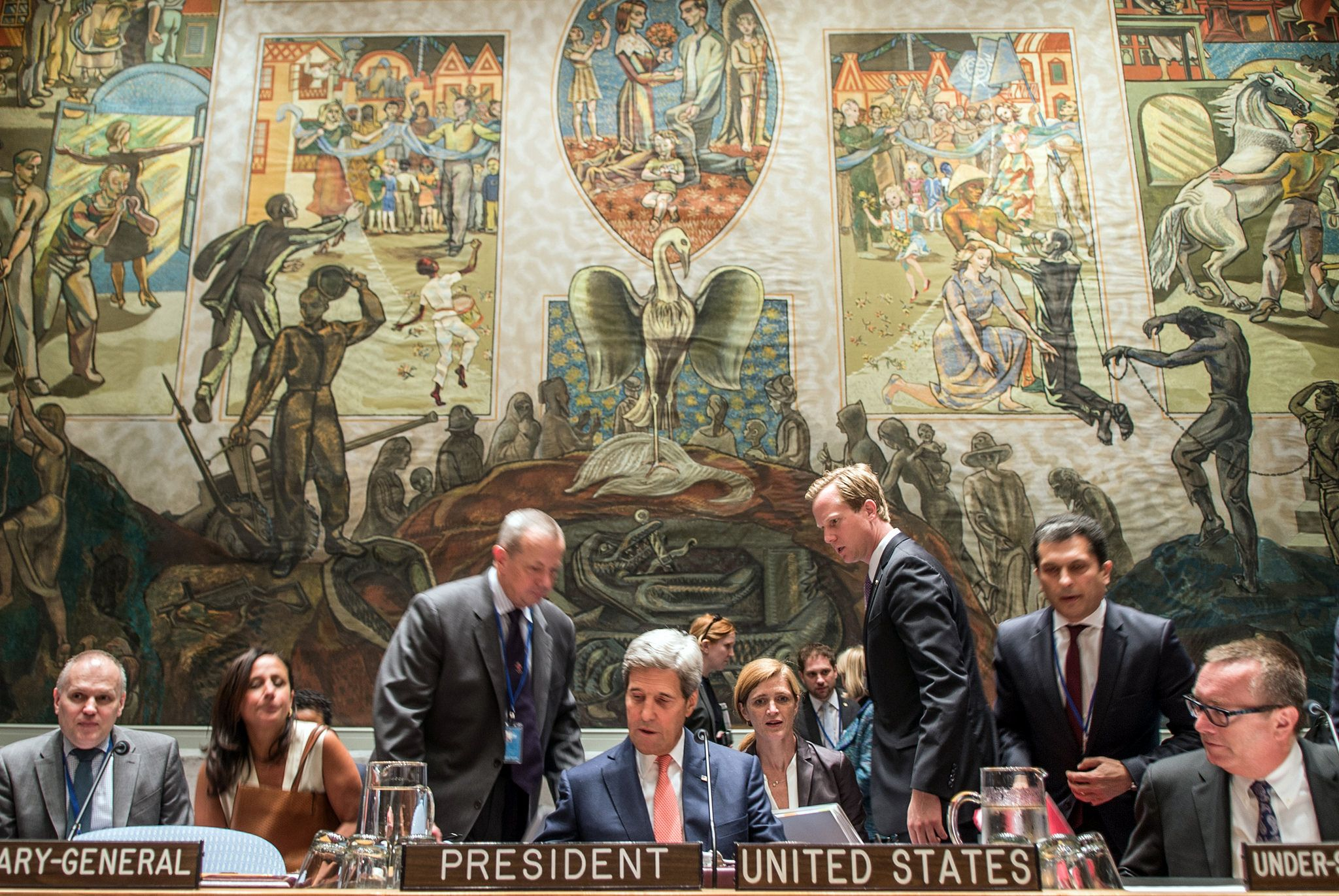 For the past 13 years, the United Nations has been working on a UN Gun Treaty that has been ratified by 55 of their member states.