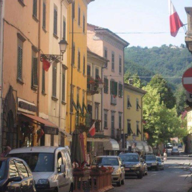 Bagni de lucca, Italy