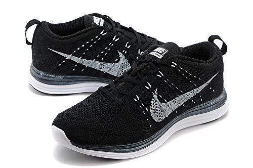 : Nike Men's Flyknit Lunar1 Designed Running Shoes