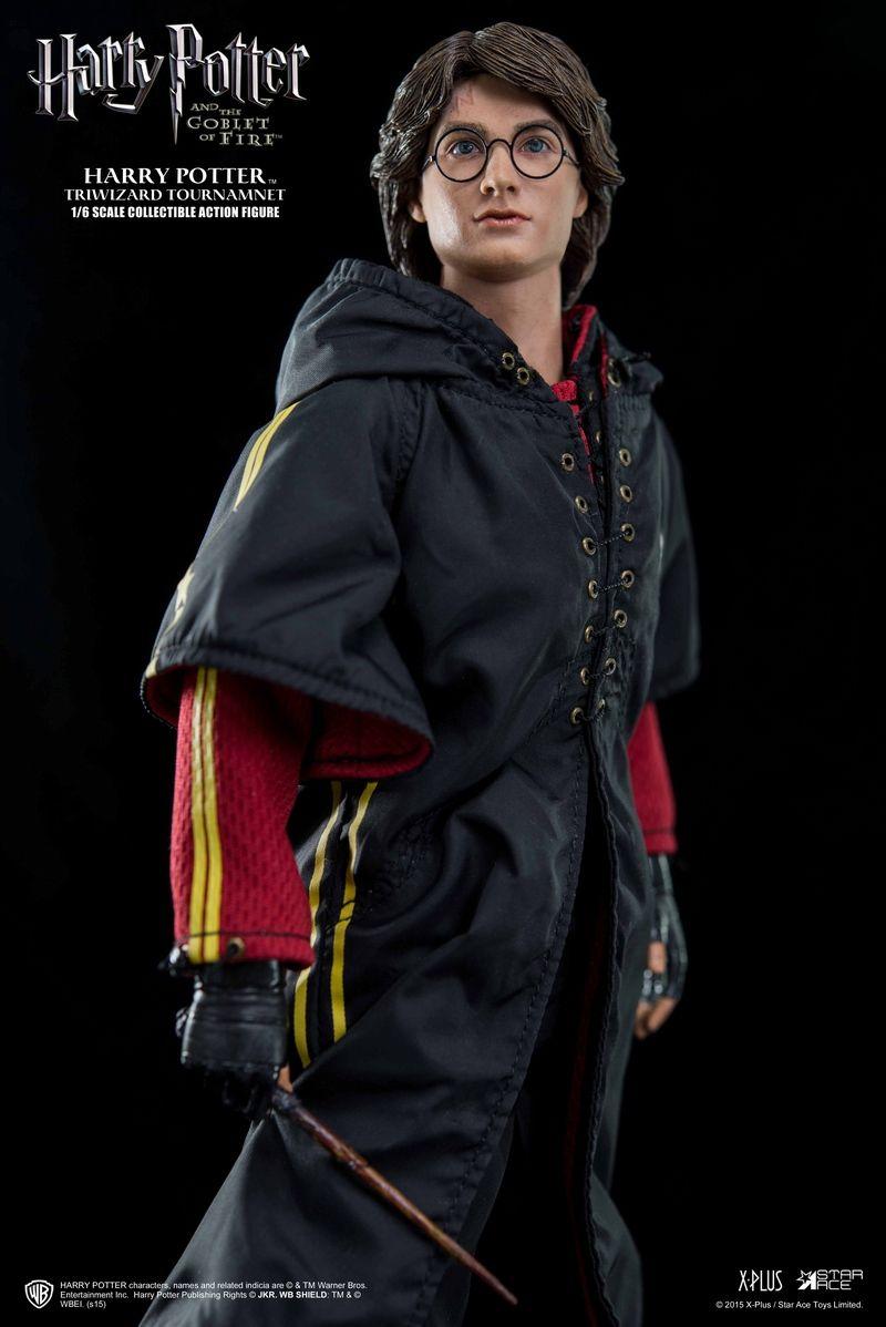 16 Scale Figure Harry Potter Und Der Feuerkelch Figuren Aus Film