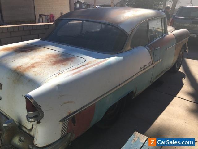 1955 Chevrolet Bel Air 150 210 Chevrolet Belair150210 Forsale