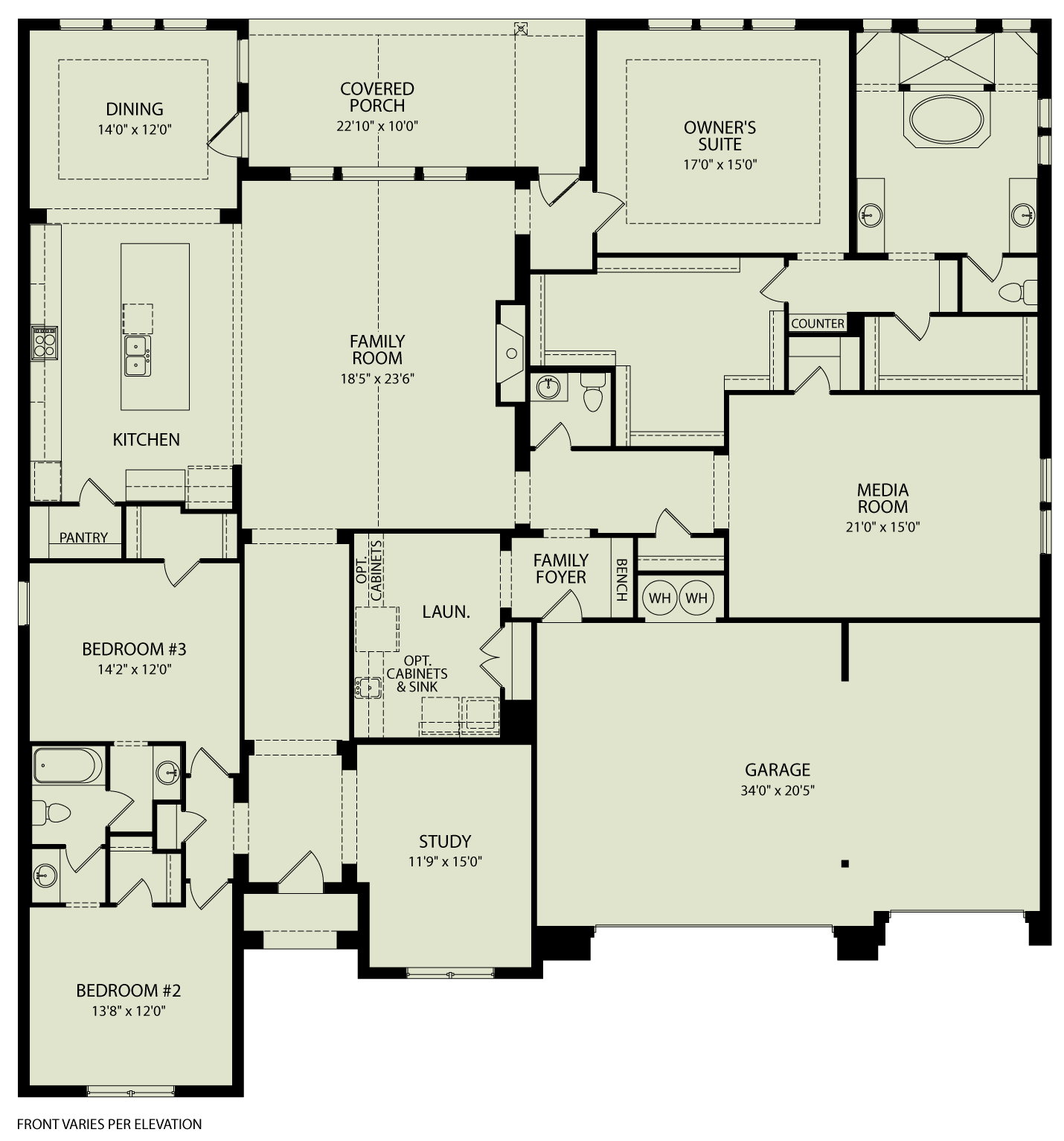 Torrey 129 Drees Homes Interactive Floor Plans Custom Homes Without The Custom Price Floor Plans Custom Homes How To Plan
