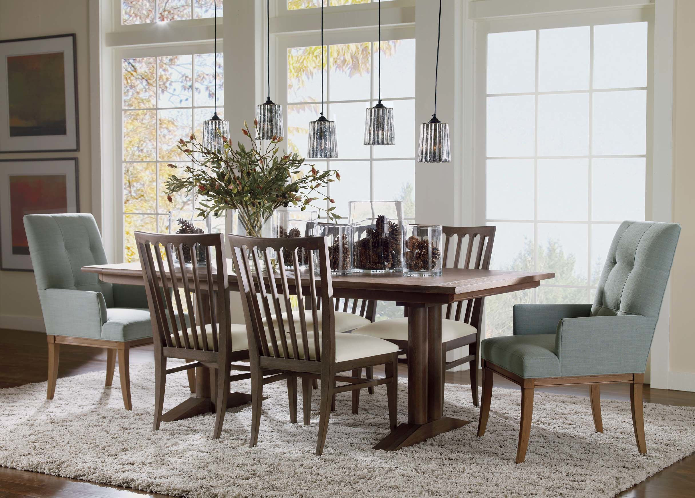 Fill It With Flowers Pebbles Or Pinecones Layer It With Baubles Inspiration Ethan Allen Dining Room Tables 2018