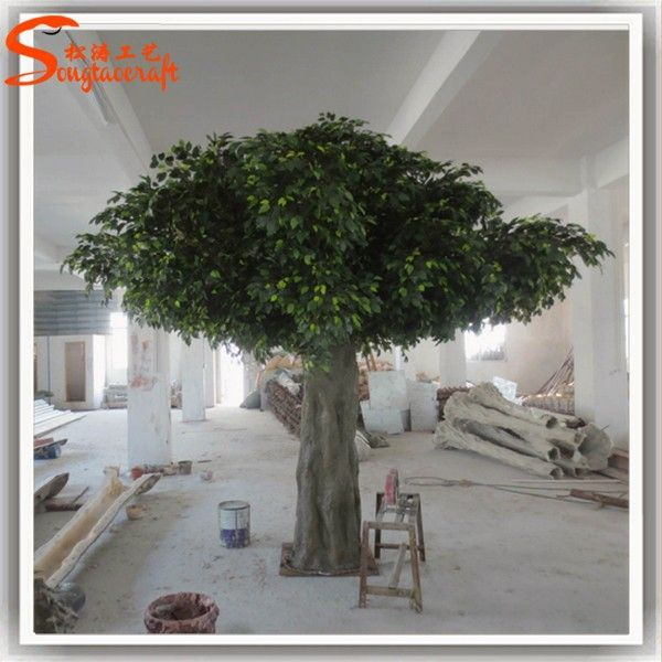 Large Outdoor Artificial Trees Branches Landscaping Make Model Life Size Artificial Big Tre Artificial Tree Branches Artificial Trees For Sale Artificial Trees