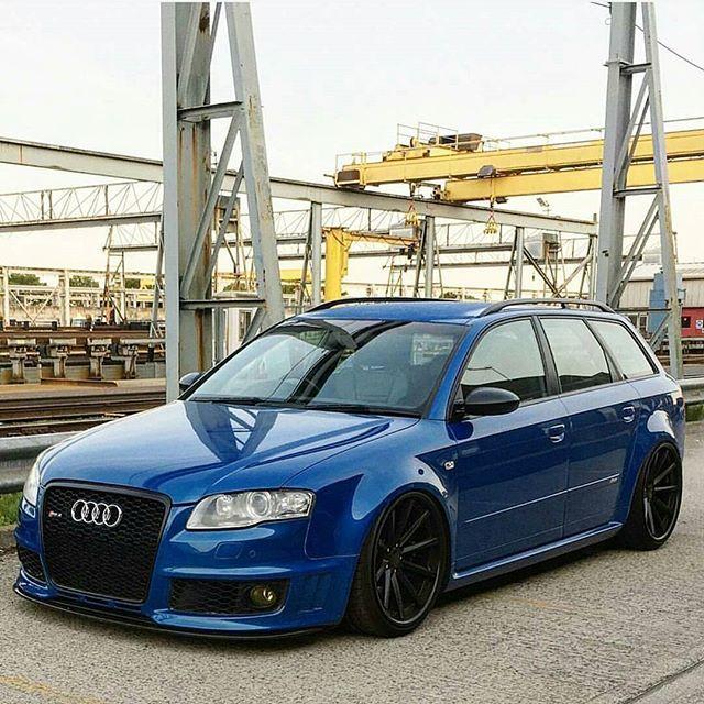A4#carcrush#Audi