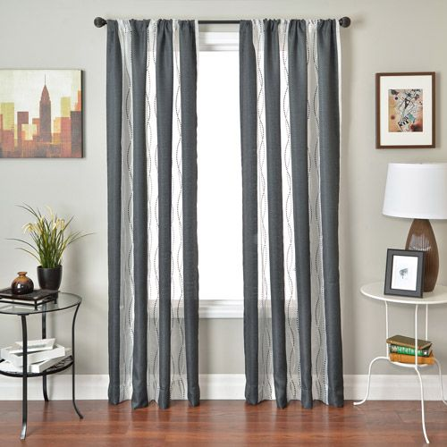 Home Panel Curtains Rod Pocket Curtains Rod Pocket Curtain Panels