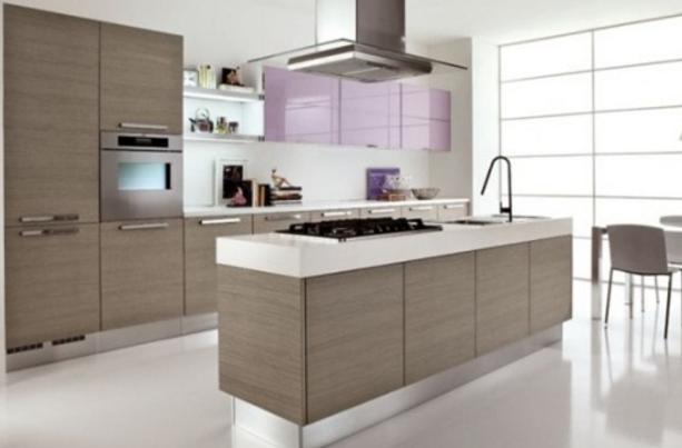 Modelos de cocinas integrales con 613 403 for Cocinas integrales de melamina