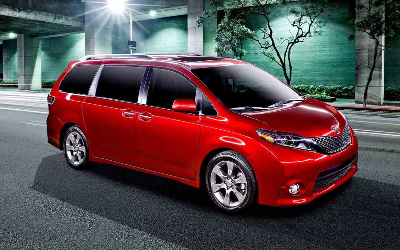 2017 toyota sienna is the featured model the 2017 toyota sienna redesign image is added in car pictures category by the author on aug