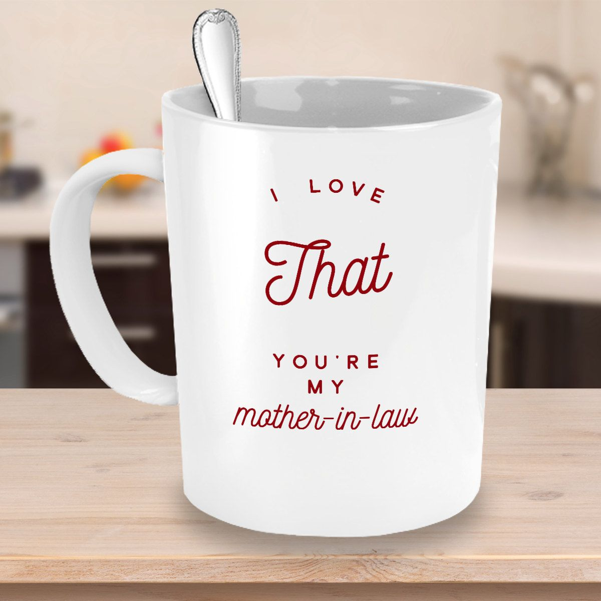 Mother in law gift, mother in law mug, mothers day gift for mom in ...