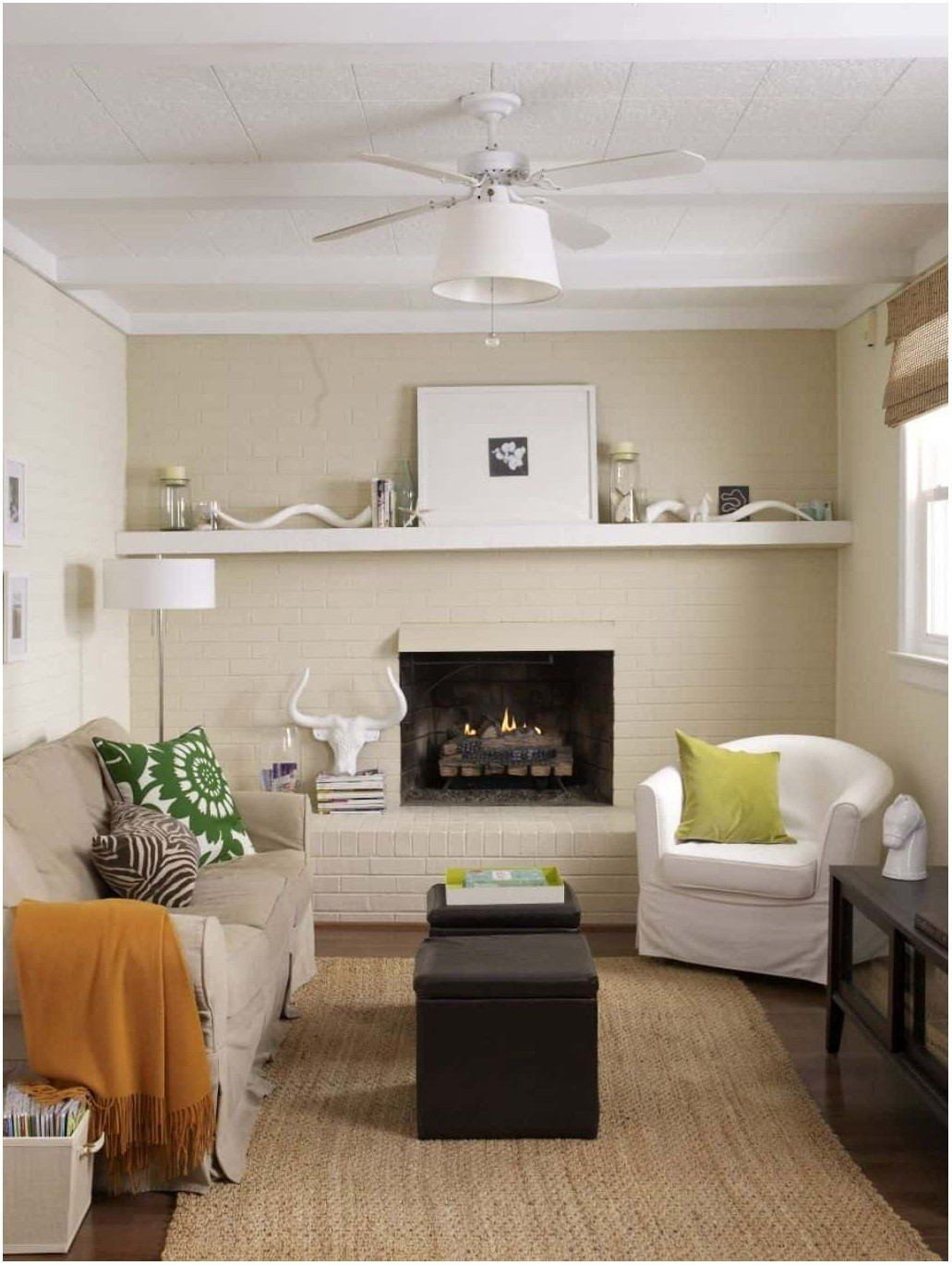 Neutral Small Living Room Colors