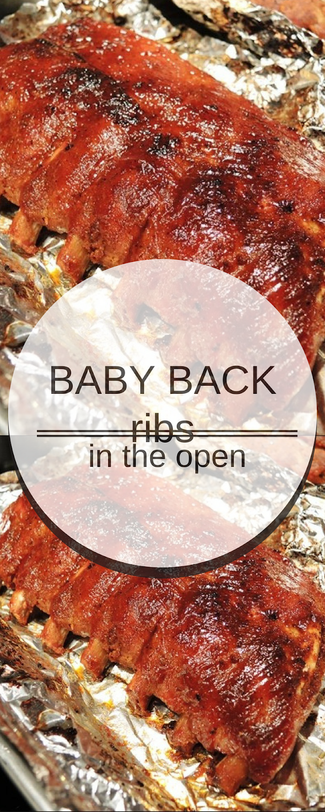 Fall Off The Bone Baby Back Ribs In The Oven Ribs In Oven Slow Cooked Meals Babyback Ribs In Oven