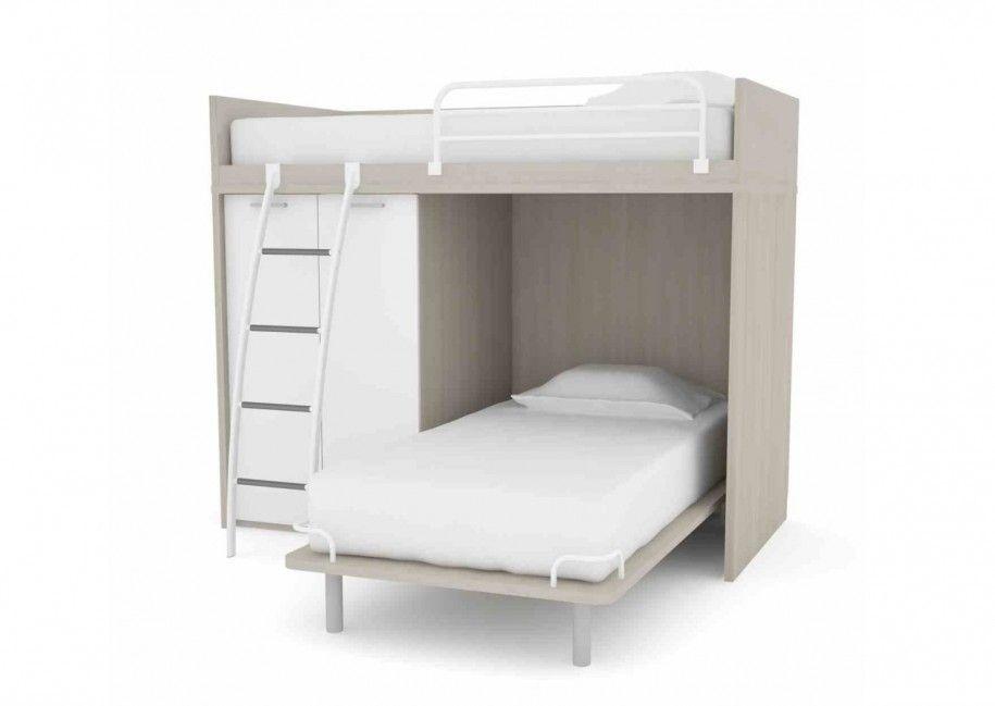 Unique L Shaped With Modern I Shape Bunk Beds Closets
