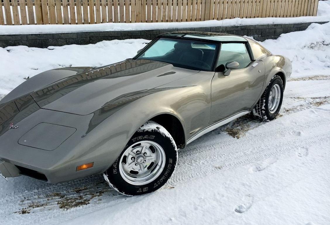Chevrolet corvette 1977 chevrolet corvette corvette