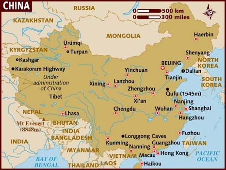 guangzhou in china map Map Of China I Was Born In Tai Shan Near Guangzhou In The South guangzhou in china map