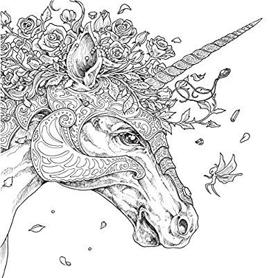 Mythomorphia: An Extreme Coloring and Search Challenge | adult ...