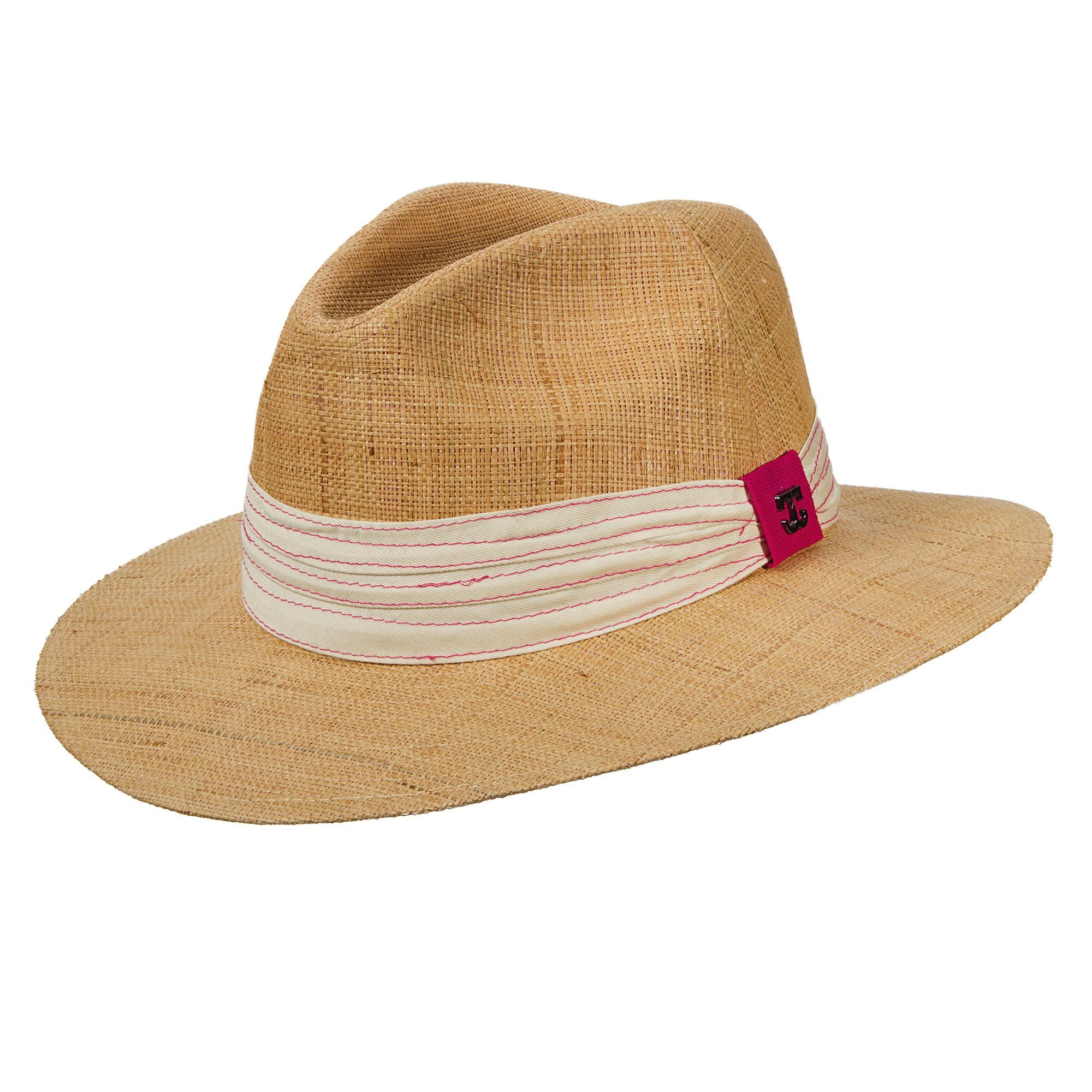 27d40799ce9689 Matte Raffia Safari Hat by Callanan | Products | Safari hat, Hats ...
