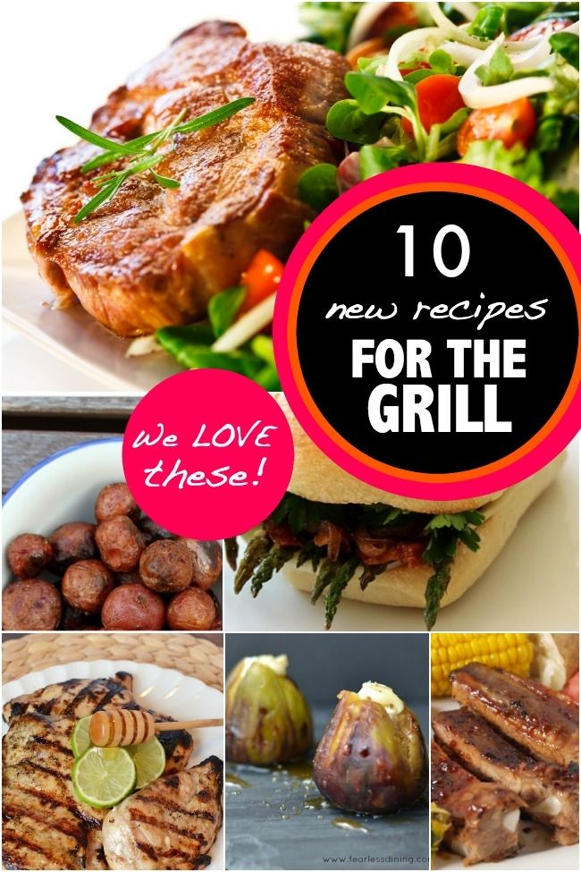 Party Food Ideas New Recipes To Try On Your Grill Eships And Laser Beams