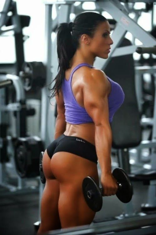 Hot female fitness stars opinion you