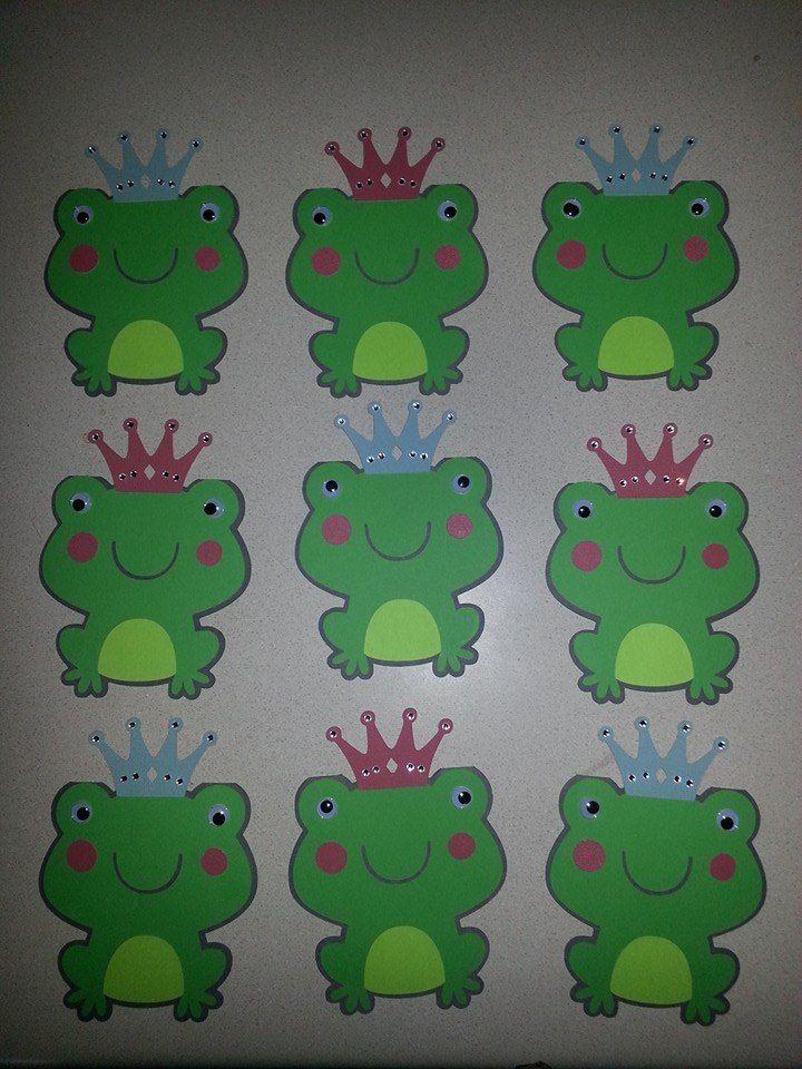 Cricut Create a Critter Frogs  www.angelssendinghope.com