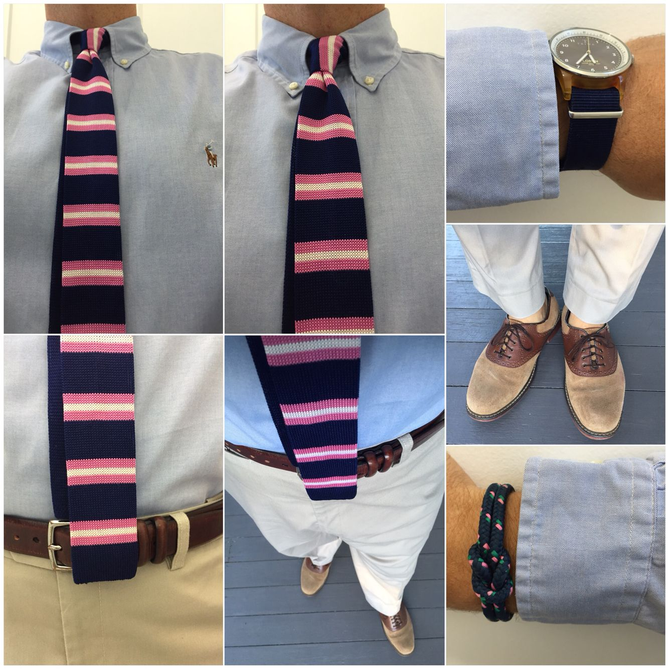 #WIWT got much to do & not enough time, keep plugging away. #prepdom #preppy #ootd #knittie #ghbass