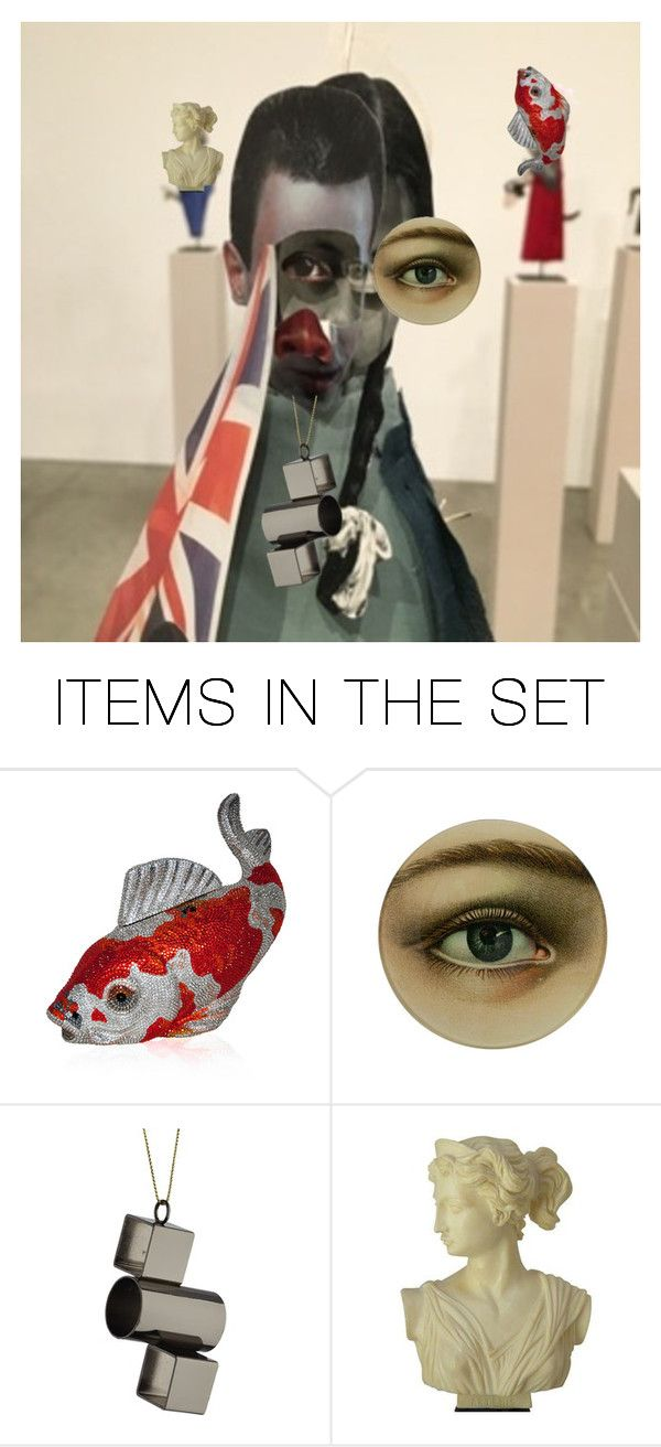 """""""FACEOFF/FACE/ON 148: CUTUPS"""" by harrylyme ❤ liked on Polyvore featuring art and contemporary"""
