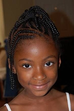 simple easy african american hairstyles for kids with