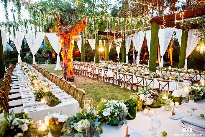 Sowell Estate Rancho Santa Fe Rustic And Outdoor Wedding Venue