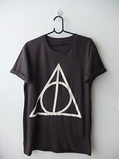 Cruz símbolos Moda Indie Pop Rock Camiseta M