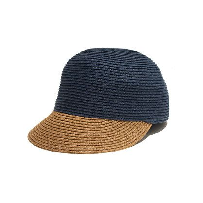 Biltmore® for Madewell Woven Baseball Hat  6846379df9a