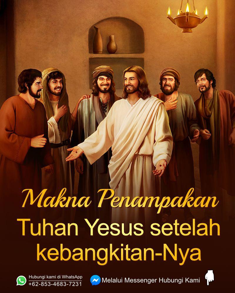 Khotbah Kebangkitan Yesus : khotbah, kebangkitan, yesus, Khotbah, Kristen:, Makna, Penampakan, Tuhan, Yesus, Kepada, Manusia, Setelah, Kebangkitan-Nya, Yesus,, Injil,