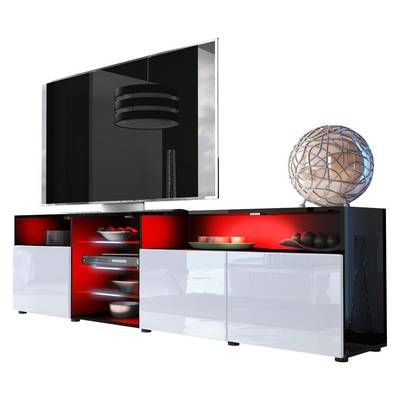 Priebe Entertainment Center for TVs up to 75 inches #mediarooms