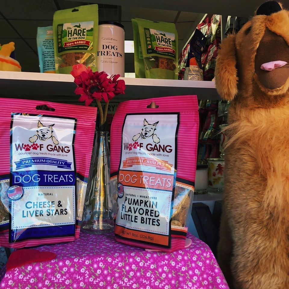 Has Your Pup Tried All Of Our Yummy Pink Bag Treat Flavors We