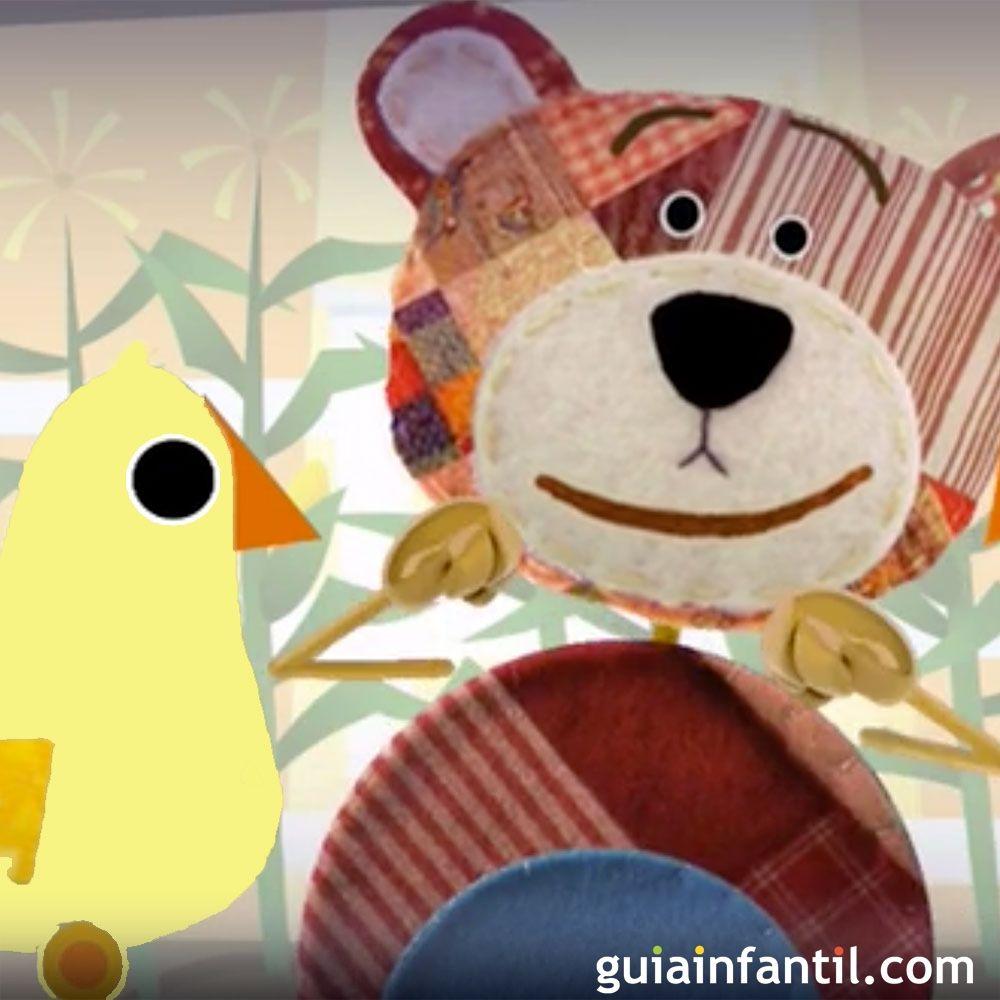 Canciones infantiles del oso Traposo en vídeo. las mejores canciones infantiles para los niños en vídeo. Vídeos de canciones para bebés y niños con el oso Traposo. Canciones infantiles del oso Traposo en vídeo para niños.