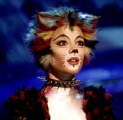 Jemima Cats the musical costume, Jellicle cats, Cats musical