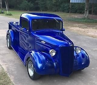 Ad – 1937 Chevrolet Andere Pickups HOT ROD 1937 CHEVY STREET ROD TRUCK,  #Andere #CarsClassic…