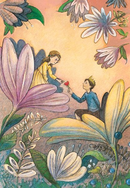 thumbelina illustrations - ค้นหาด้วย Google (With images ...