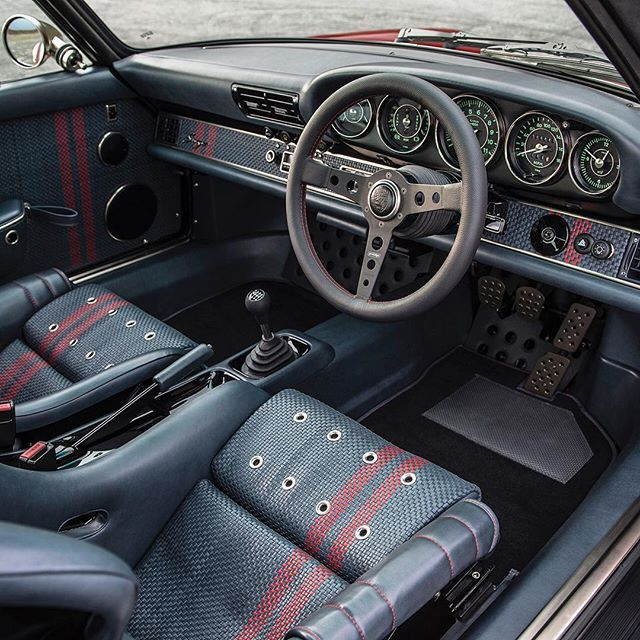 Inside The London Commission Singervehicledesign Porsche