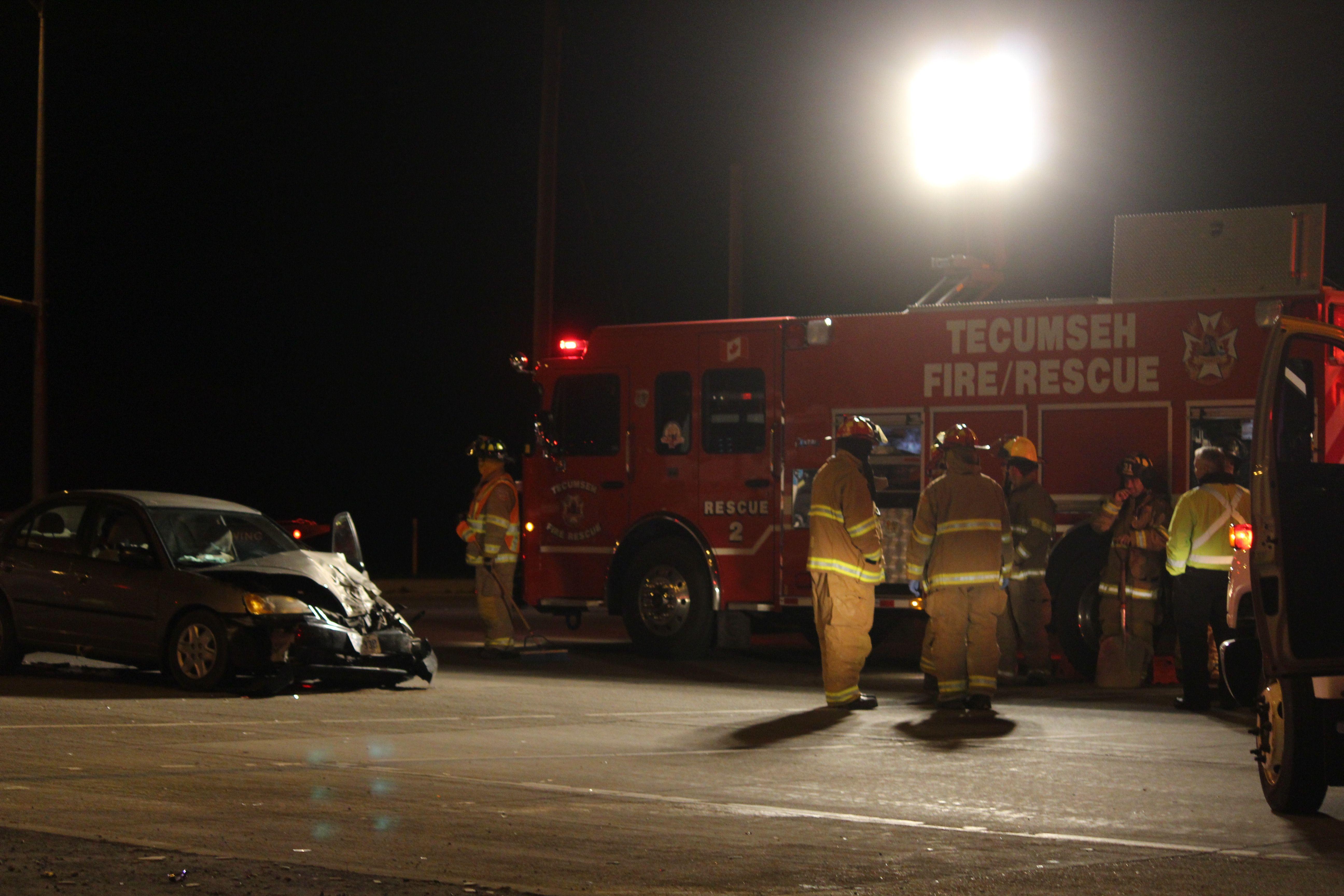 UPDATE Crash On Walker Road (Gallery) Windsor ontario