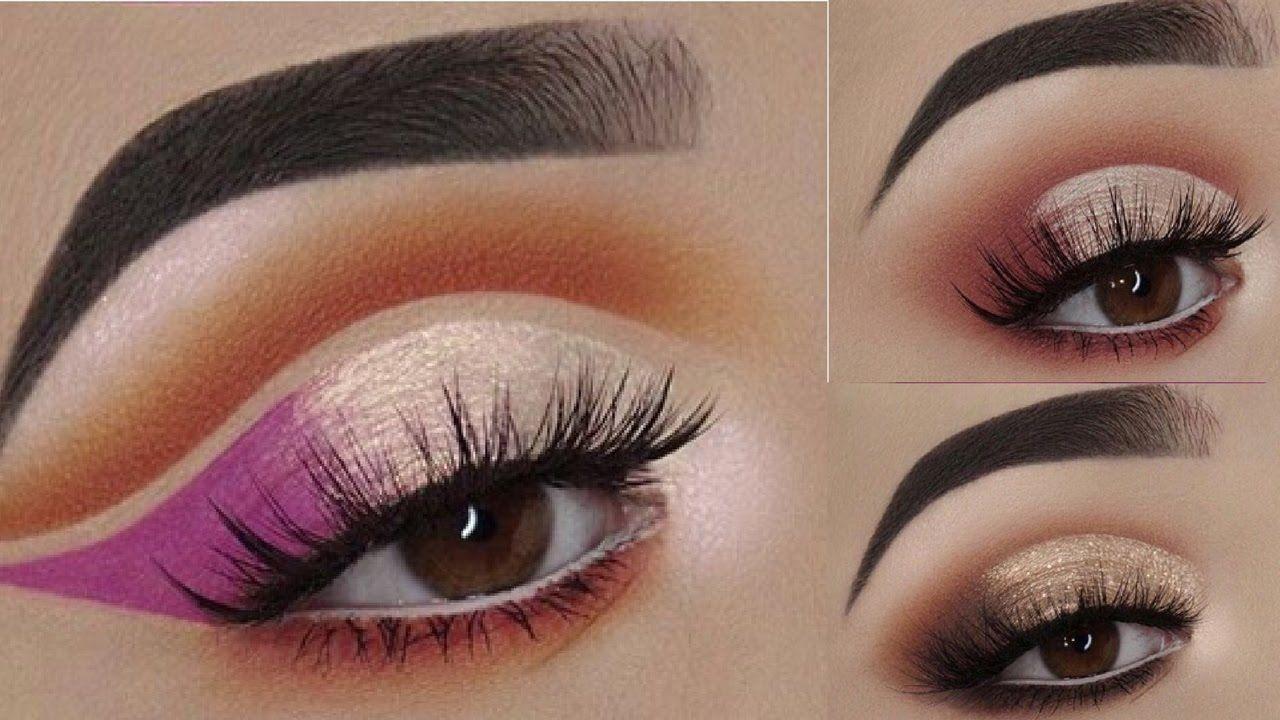 Beautiful eye makeup tutorials compilation beginner eye makeup beautiful eye makeup tutorials compilation beginner eye makeup tips baditri Images