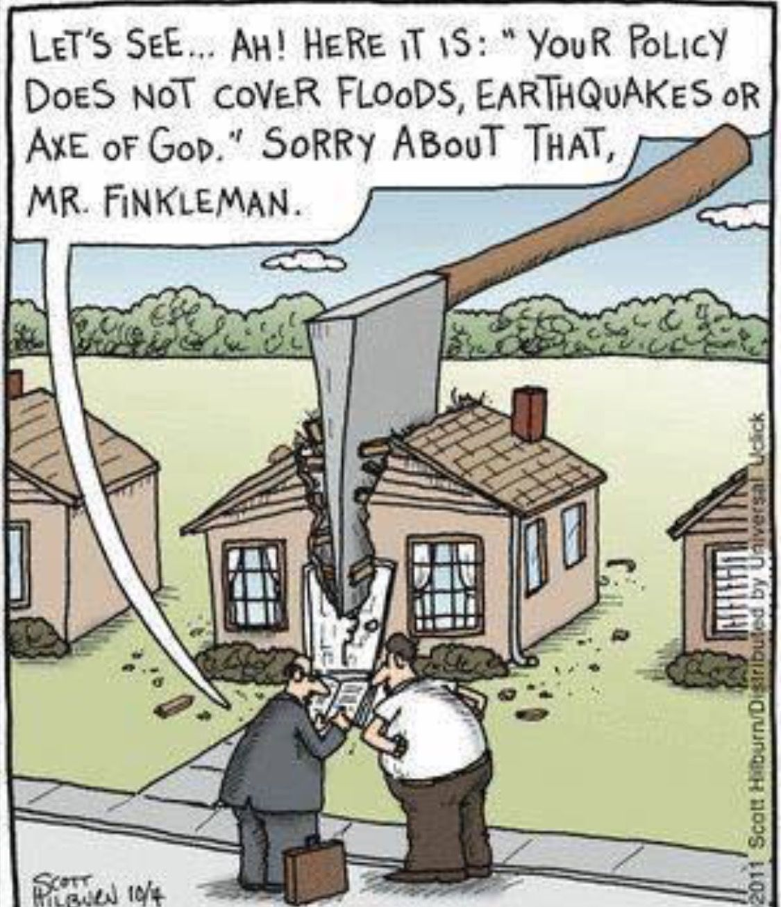Pin by Ralphup on Bizaro (and close) Insurance humor