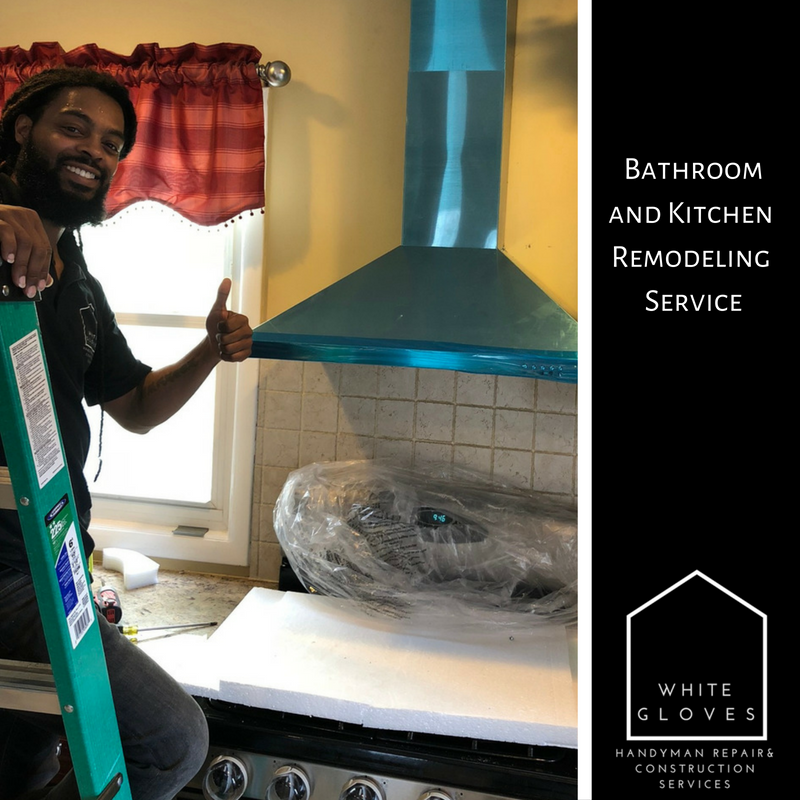 Kitchen And Bathroom Remodeling Contractors: White Gloves Offers #kitchen And #bathroom #remodeling