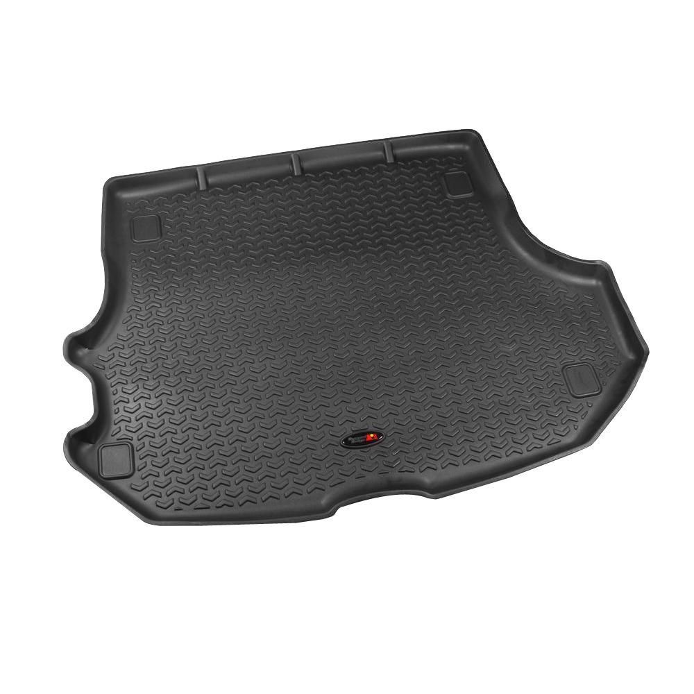 Rugged Ridge Cargo Liner Black 19992004 Jeep Gr and