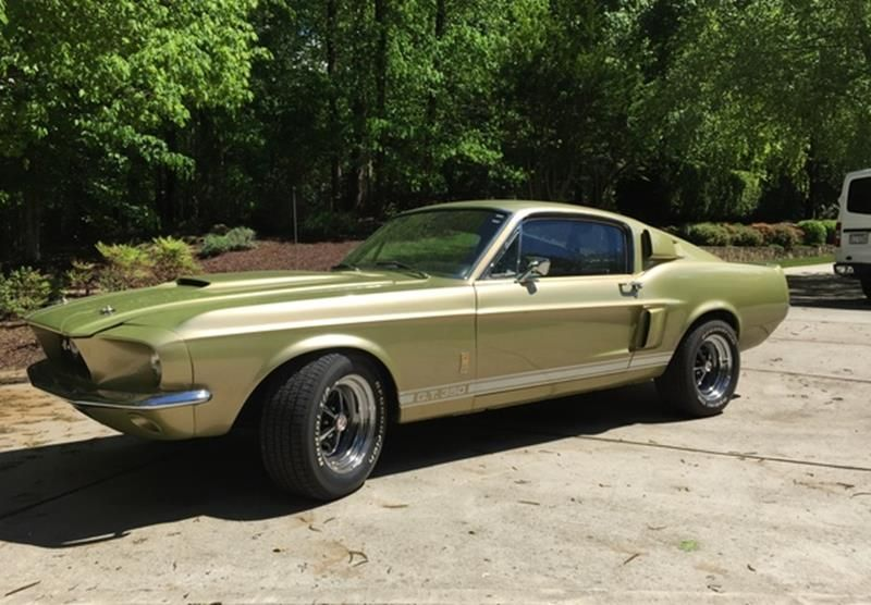 This 1967 Ford Shelby Gt500 Is Listed On Carsforsale Com For