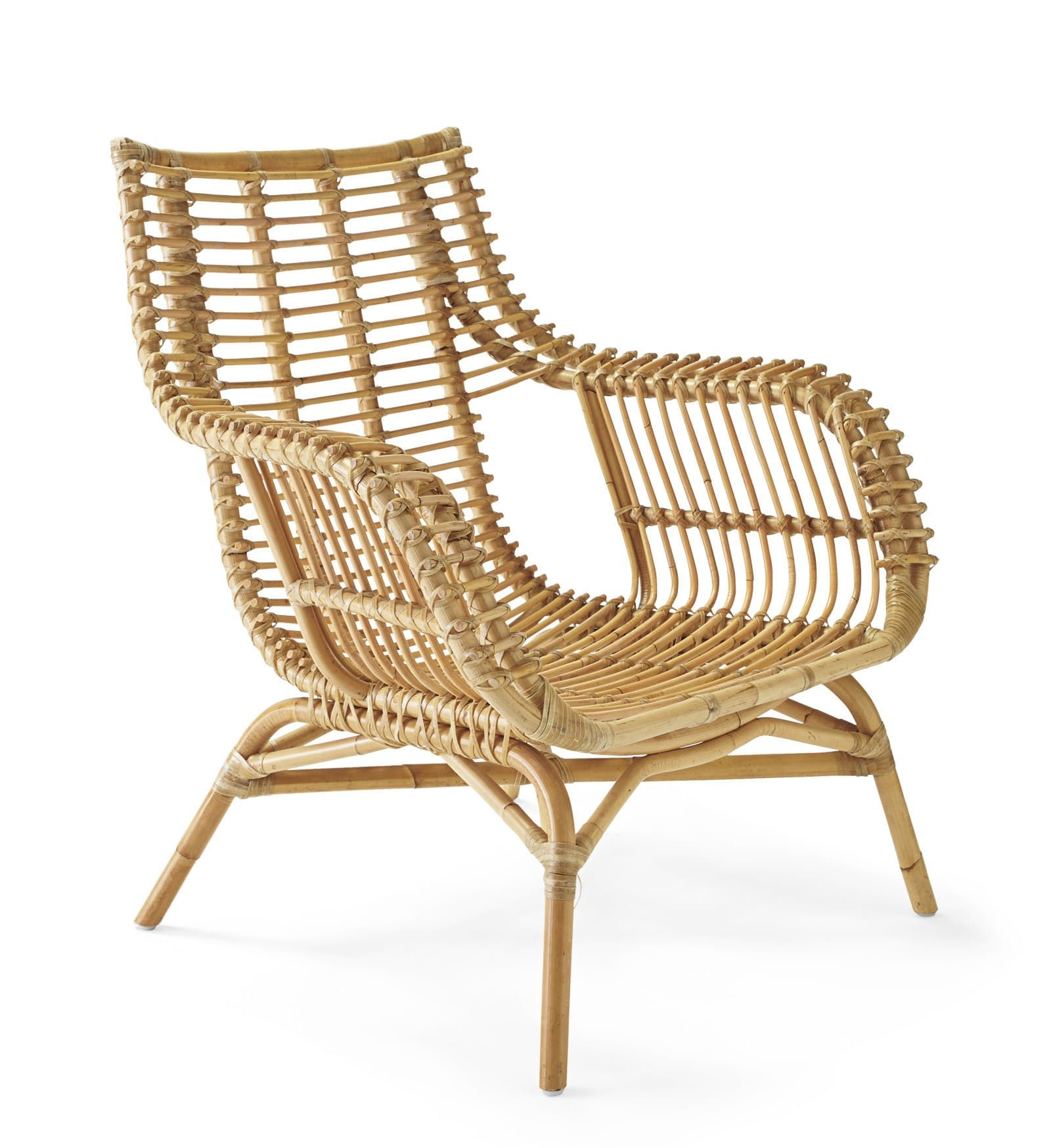 12 of Our Favorite Rattan & Wicker Chairs Sure to Bring a