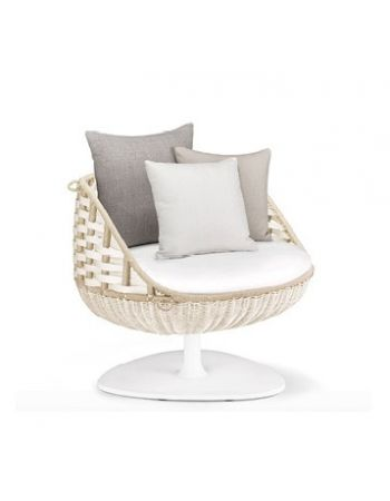 Dedon Swingrest Lounge Chair 360 Drehbar Lounge Mobel Gartenmobel Lounge